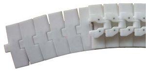 传动输耐磨1100平板塑料网链
