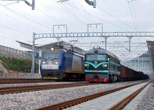 温州、金华、绍兴、宁波、台州至塔什干、杜尚别、蒙古国铁路运输