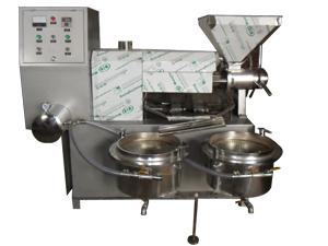 液压芝麻榨油机鑫栋榨油机香油机可可豆榨油机