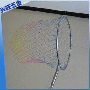 渔具不锈钢抄网头 伸缩抄网头