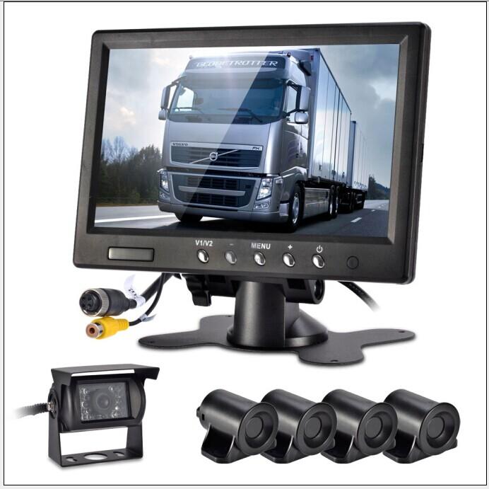 倒车雷达系统、车载显示器、车载摄像头、无线可视倒车雷达、车载后视