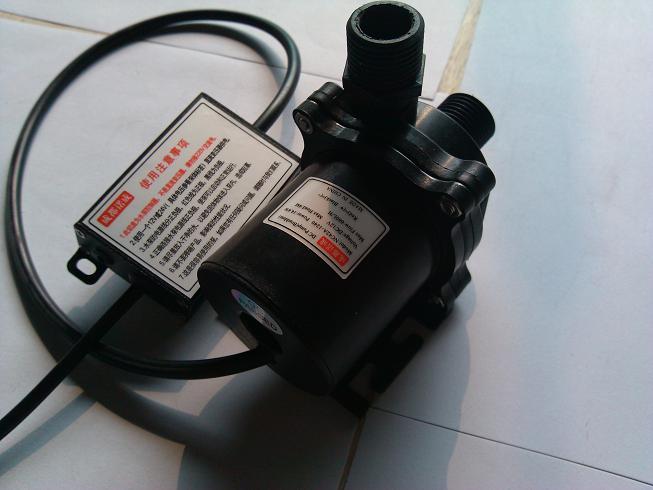 科技小制作水泵视频