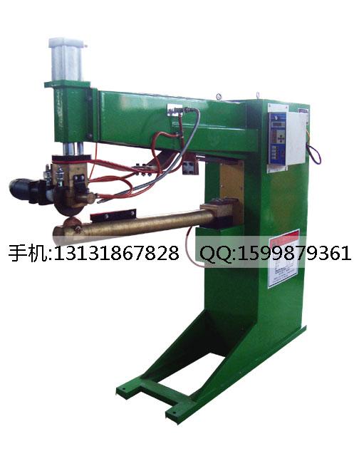 供应不锈钢圆桶缝焊机 专用焊缝机 铁皮水箱缝焊机