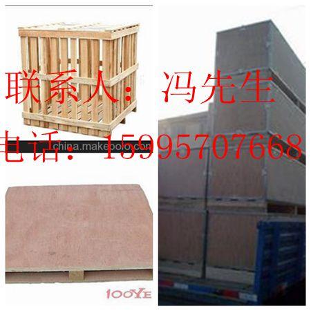 上海供应木箱 上海木质包装箱 上海花格箱
