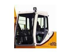 加藤HD512-3挖掘机驾驶室