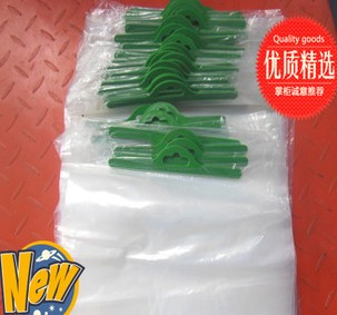 POF热收缩环保塑封膜 热塑封袋子pvc塑料薄膜袋