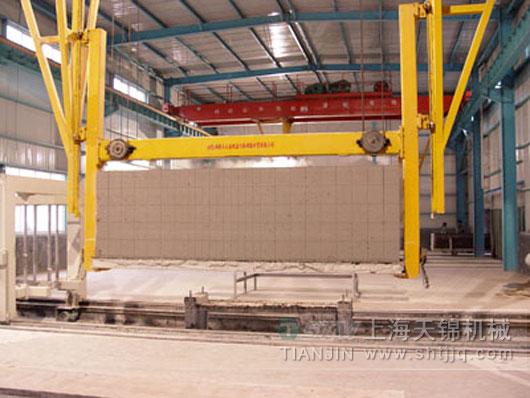 南京年产30万立方粉煤灰蒸压砖设备