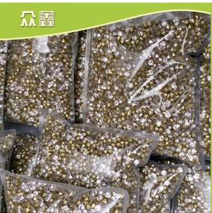 饰品配件水钻 玻璃钻水钻 SS13.5-SS20