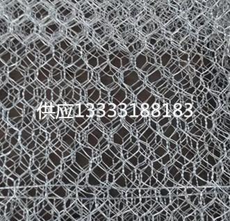 安平最低价格PVC覆塑石笼网