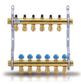 铜管式分集水器
