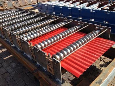 850水波纹彩钢压型设备