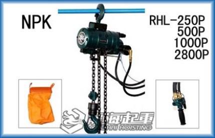 NPK气动葫芦原装进口,NPK气动葫芦 龙海代理