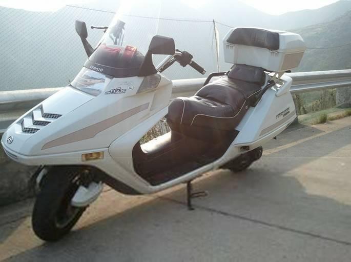 春风大绵羊250 踏板摩托车 摩托车价格