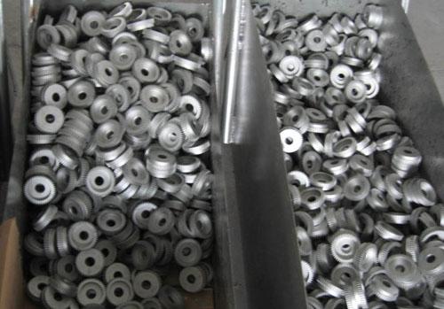 供应机械零件达克罗涂覆加工