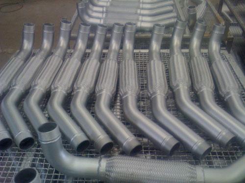 供应汽车排气管达克罗涂覆加工