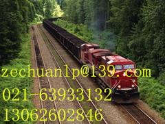 上海至阿克托别铁路运输