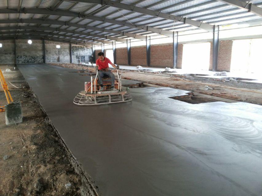 东营广饶县超硬金刚砂耐磨地坪材料专业施工厂家