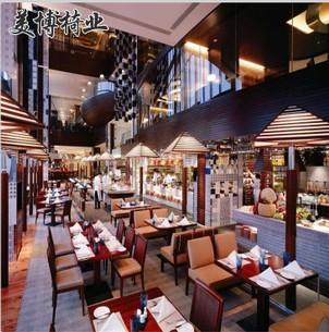 中式柚木酒店家具 组合酒店套房板式家具