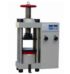 空心砖耐压强度试压机 空心砖耐压强度检测设备