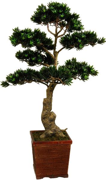 定制仿真松树仿真罗汉松  仿真松树厂家生产