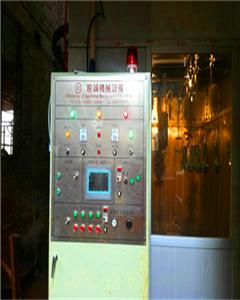 自动静电喷漆机-地弹簧喷漆设备