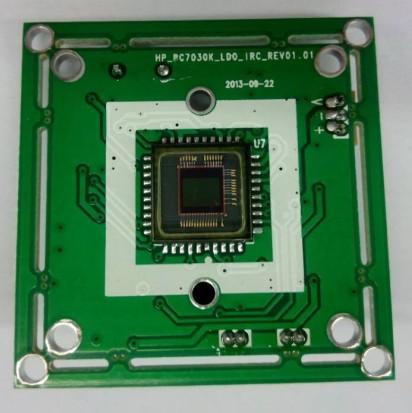 7030高清监控摄像机模组