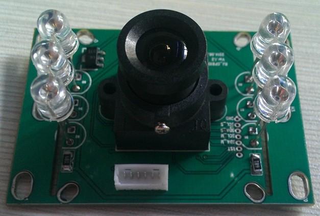 正腾电子高清宽动态智能门铃摄像头
