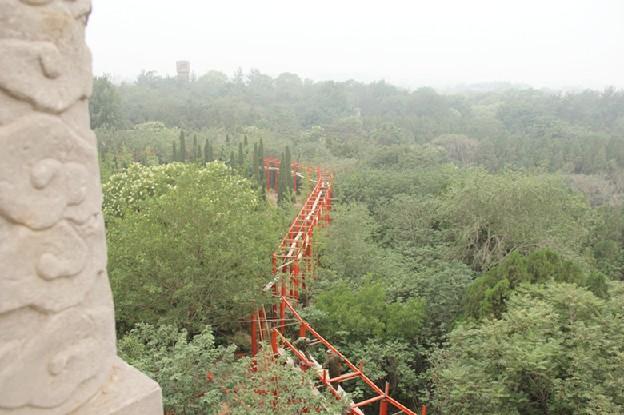 惊险刺激360度空中漂流,就来淄博梦幻聊斋城