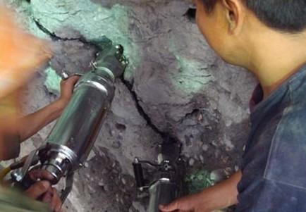 绿松石最佳开采机械设备