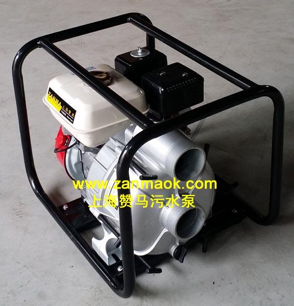 汽油污水泵3寸GX160,本田动力汽油排污泵,排污泵, ,日本品