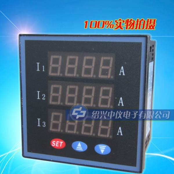 ZYC-3Q智能三相无功功率表
