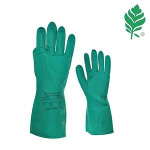 雷克兰丁腈橡胶防化手套,雷克兰防酸碱手套