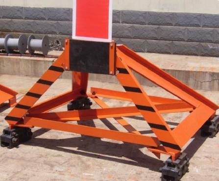 CDH-C20插接式滑动挡车器