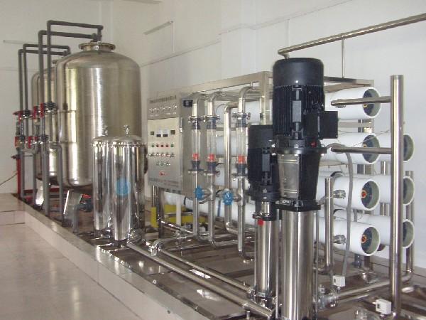 云南工业纯水处理设备饮用水净化食品工业用水