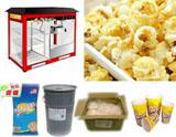 电影院用什么爆米花机好/电影院专用爆米花机器