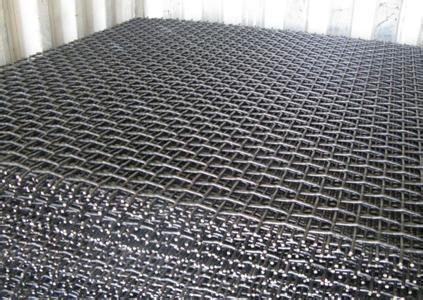 厂家供应镀锌轧花网/不锈钢轧花网定做/安平轧花网片