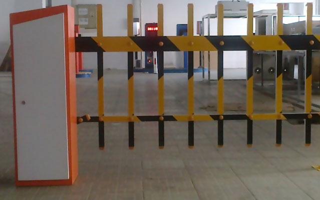 乌兰察布盟停车场系统直杆 集宁智能道闸 栅栏道闸平稳耐用