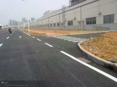 贵州厂区道路划线汽车站车道划线