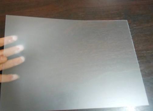 PVC片材塑料硬片/PVC胶板/塑胶板材pvc半透明片材