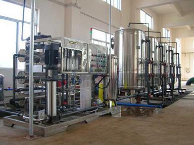 云南食品厂反渗透纯净水设备