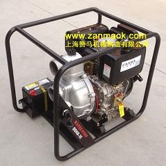 3寸防汛专用电启动高压泵,消防泵