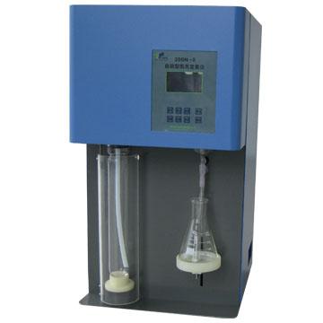 ZDDN-II蒸馏装置机械配件组装