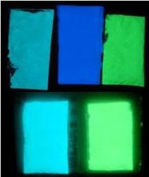 稀土长效夜光粉|丝印夜光粉|手表夜光粉|14彩发光鞋