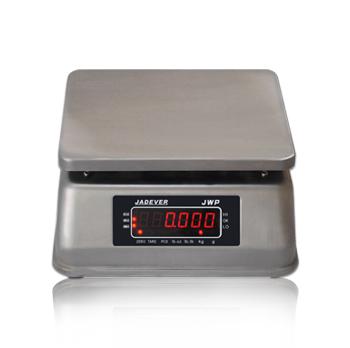钰恒不锈钢电子桌秤, JWP-3kg不锈钢电子称