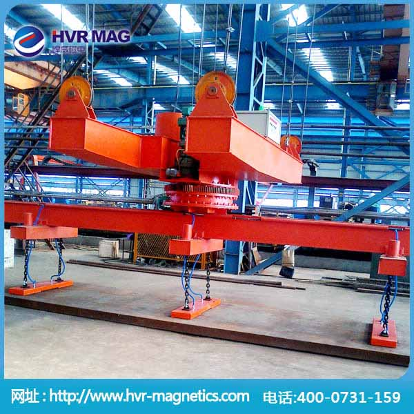 吊厚钢板用电永磁吊具 造船厂用电永磁铁