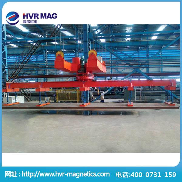 大型锻件搬运用磁力起重电永磁铁 可多台联吊