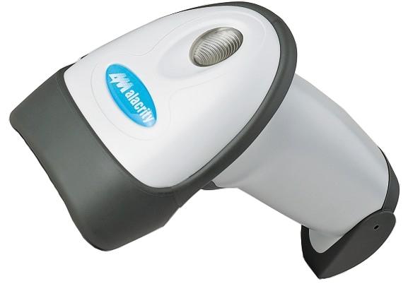 深圳敏捷条码技术有限公司扫描枪厂家直销MJ2808激光扫描