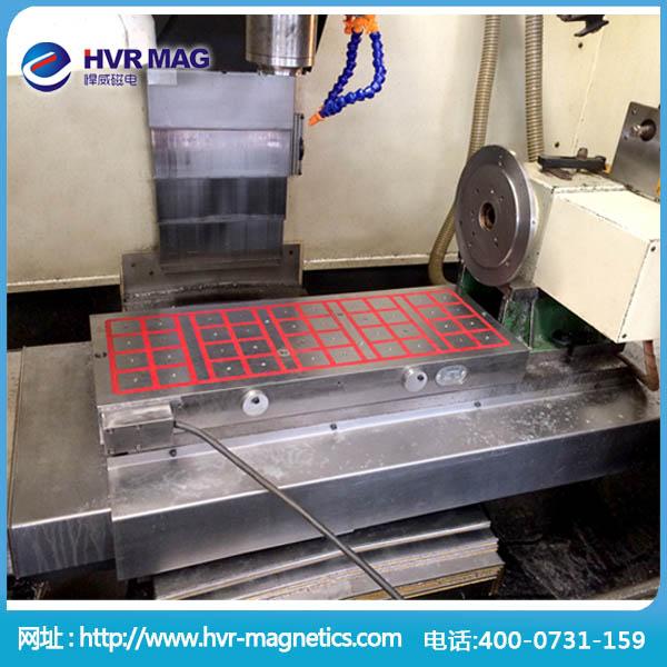 强磁型电永磁吸盘,CNC加工中心用电磁吸盘