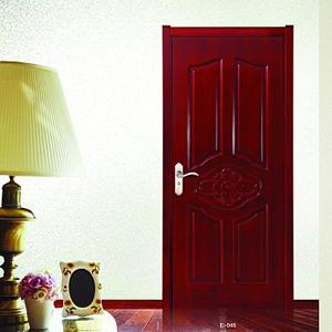 实木复合烤漆门图片