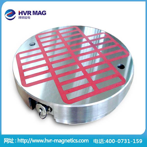 株洲供圆形电永磁吸盘 小型强力吸盘